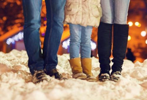 Лайфхаки для обуви зимой. Простые лайфхаки для зимней обуви, чтобы она прослужила дольше