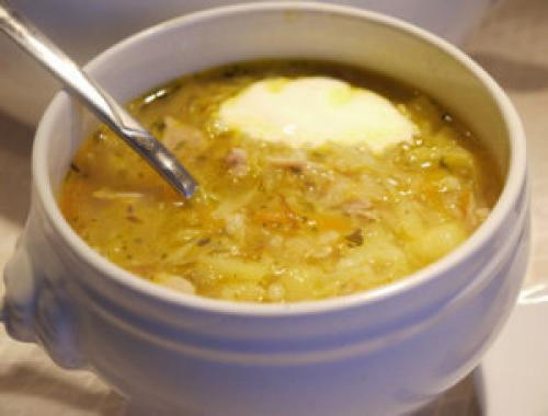 Капустный суп для похудения рецепт. Капустный суп для похудения
