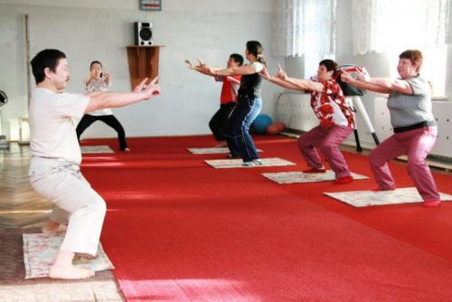 Гимнастика Ниши для сосудов. Китайская гимнастика для сосудов