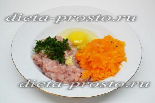 Суп с фрикадельками по Дюкану. Суп-пюре с паровыми фрикадельками (диета Дюкана – 2 этап)