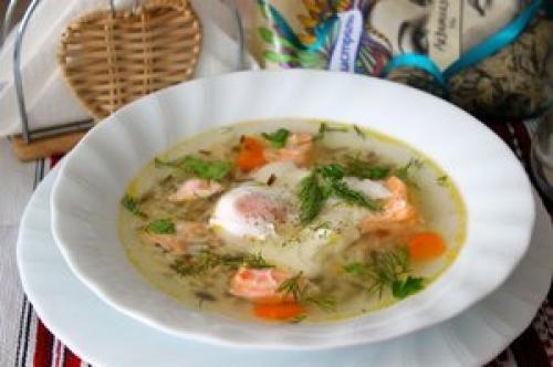 Суп по Дюкану с луком и индйуой. Результаты после этапа Атака