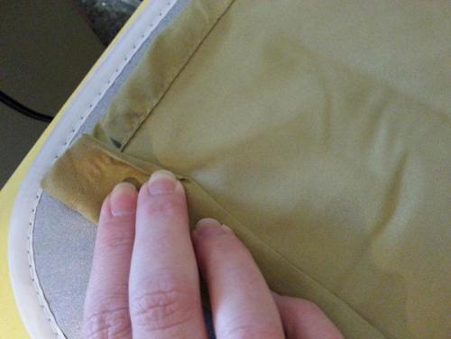 Как сшить простынь на резинке пошагово своими руками. Начало работы