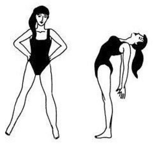 Упражнения для здорового позвоночника от Кацудзо Ниши.