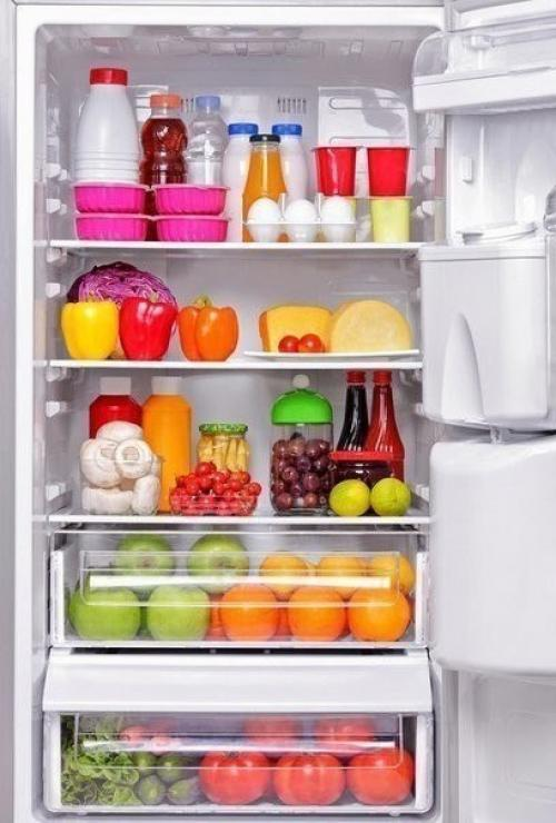 Лайфхаки для хранения в холодильнике. Правильное хранение продуктов в холодильнике.