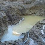 Грунтовые воды на участке - находим и мы решаем, что с ними делать.