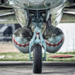 """Сухой су - 22 - истребитель - бомбардировщик, выпущенный в средине 70-х годов, широко поставляемый на экспорт в различные """"Горячие Точки"""" мира."""