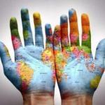 """Слово """"Привет"""" на 37 языках мира:"""