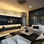 6 правил как правильно расположить телевизор на стене.