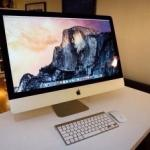 В Apple Imac нового поколения может появиться проецируемая клавиатура.