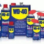 13 необычных способов использования WD - 40.