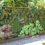 6 идей как визуально увеличить маленький садовый участок.