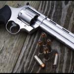 Револьвер Colt Anaconda (США).