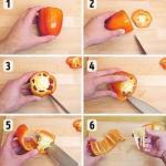 1. сладкий перец.