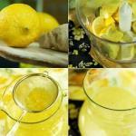 Напиток здоровья - имбирный лимонад?