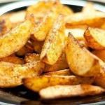 Как приготовить картошку по-деревенски?
