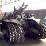 Мегатрон танк в Китае.