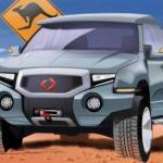 """Австралийский стартап Red Automotive Technologies разрабатывает """"Электровнедорожник"""" с запасом хода 200 (1200) км."""