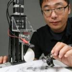 Швейцарские учёные бережные манипуляторы для роботов разработали.