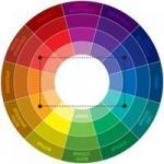 Схемы цветовых сочетаний?