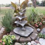 Креативный декор для сада можно своими руками сделать.