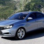 10 фактов о новой Lada Vesta.