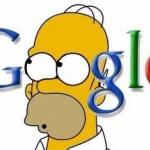 Приколы от Google: