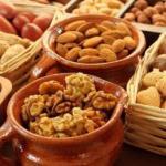 10 самых полезных орехов и их лечебные свойства.