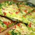 Кабачковая пицца с помидорами: очень просто и вкусно?
