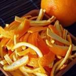 Апельсиновые цукаты.  Зачем же вы апельсиновую цедру выбрасываете!