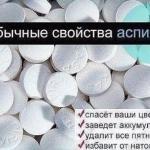 Аспирин - настоящее чудо в таблетках!