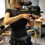 Бельгийский пистолет - пулемет.