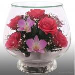 Консервация цветов.  Как сохранить цветы.