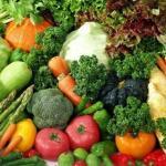 17 растений и овощей, обладающих целебными свойствами.