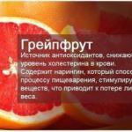 Польза наших любимых ягод и фруктов.