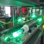 Создан лазер, генерирующий излучение с рекордно короткой на сегодняшний день длиной волны.