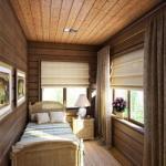 10 способов сделать маленькую комнату просторнее: