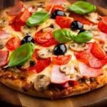 Пицца: 3 моментальных варианта теста и лучших начинок.