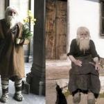 98-Летний нищий, дедушка добри из болгарской деревни баилово часто стоит у собора святого Александра невского в Софии.