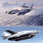 Забытые разработки: советский экспериментальный гидросамолёт c вертикальным взлетом и посадкой.