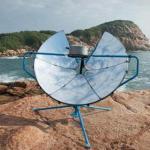 Плита Solsource Solar Cooker.