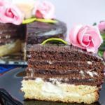 """Торт """"Тающее Чудо""""."""