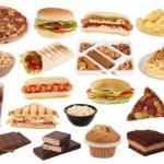 10 продуктов, которые мешают похудеть.