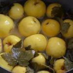 Моченые яблоки!  Самые лучшие рецепты!