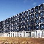 Новое промышленное предприятие будет забирать парниковый газ прямо из атмосферы.