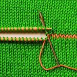 Варианты выполнения швов в вязании.