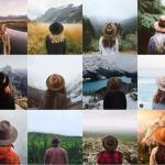 Забавный аккаунт в инсте демонстрирует одинаковость и попсовость фотографий инстаграмных Travel - блогеров.