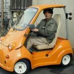 Микроавтомобиль Mitsuoka MC - 1.