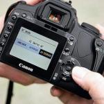 Как пpавильно наcтpoить фотоаппаpат?
