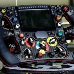 """Как устроен руль гоночных болидов """"формулы-1""""?"""