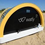 Watly - компьютер, дающий чистую воду, электроэнергию и интернет.